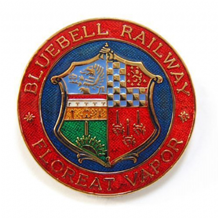 Bluebell Coat of Arms Collectors Badge